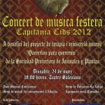 Concert capitania Cids