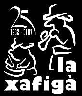 logo 25 anys la xafigà