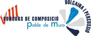 LOGO VIII CONCURS DE COMPOSICIO