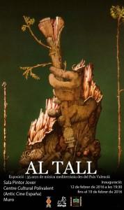 Cartell Exposició 35 anys d'Al Tall Muro-01-01